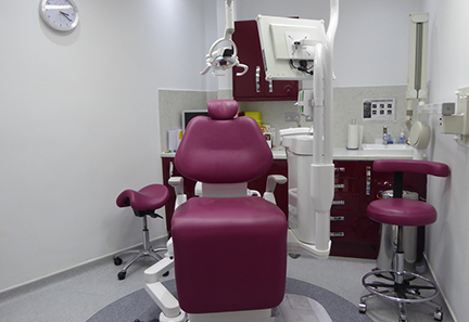 Complete Dental Care interior